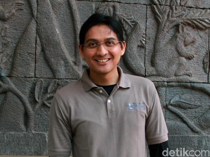 Lucky Hakim (Prih Prawesti Febriani/detikcom)