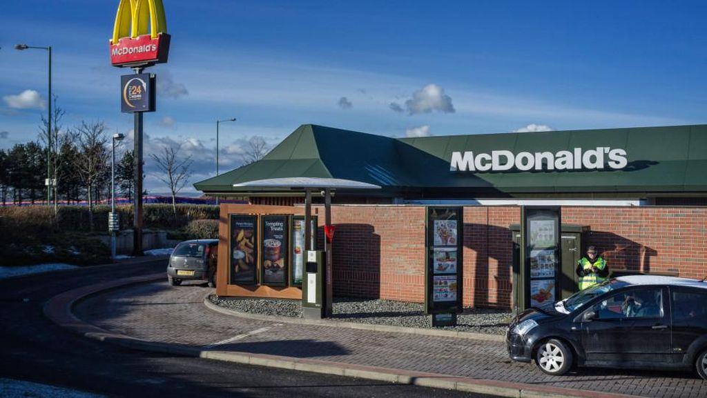 Viral! Video Tunawisma yang Diusir dari McDonalds Memicu Amarah Netizen