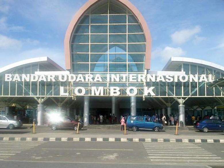 Gunung Agung Awas, Bandara Lombok Dibuka Lagi