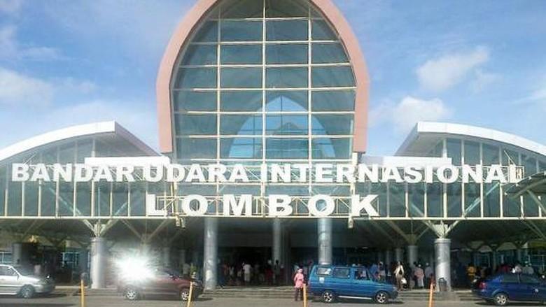 Bandara Internasional Lombok Kembali Ditutup
