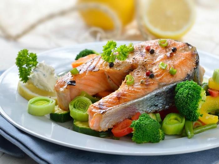 Resep Tahun Baru Sup Tomat Dan Teriyaki Salmon Yang Enak Disantap Hangat