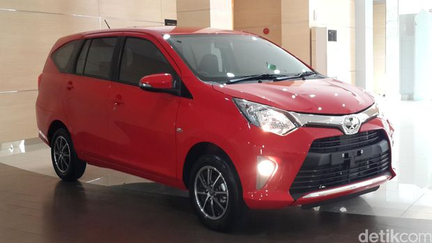 Toyota Calya tipe G AT