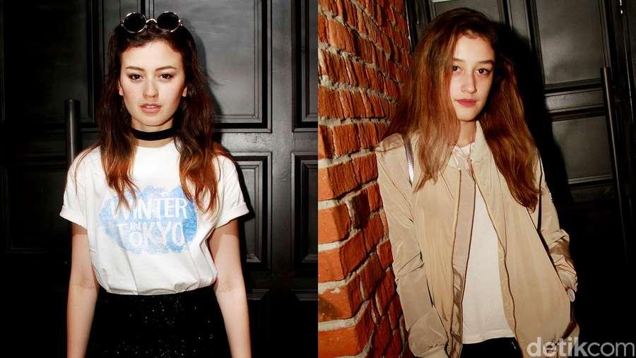 Duo Cantik, Kimberly dan Natasha Ryder