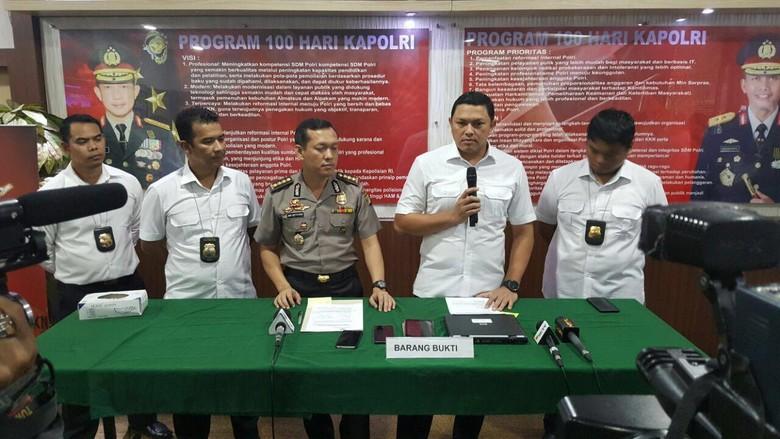 Ini Motif Ahmad Tulis Status Provokasi Kerusuhan Tanjungbalai