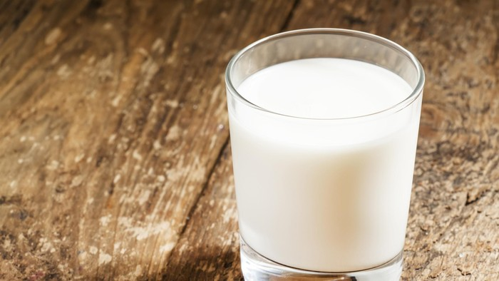 Orang Indonesia tergolong masih jarang minum susu. Foto: ilustrasi/thinkstock
