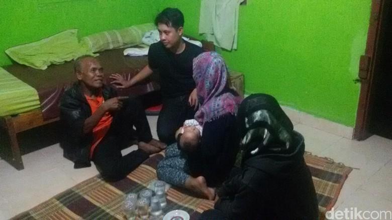 Waluyo Jadi Tukang Sapu di Semarang Selama Setahun Setelah Dinyatakan Meninggal