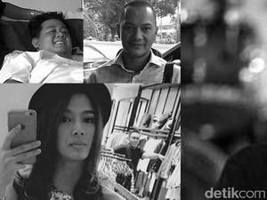 Para Selebriti yang Meninggal karena Serangan Jantung