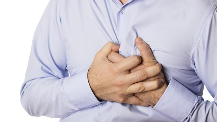 Gangguan jantung adalah penyakit pertama yang paling sering menyerang pria. Sebuah penelitian menyebutkan wanita 10 tahun lebih lambat terkena serangan jantung dibanding pria. Foto: thinkstock