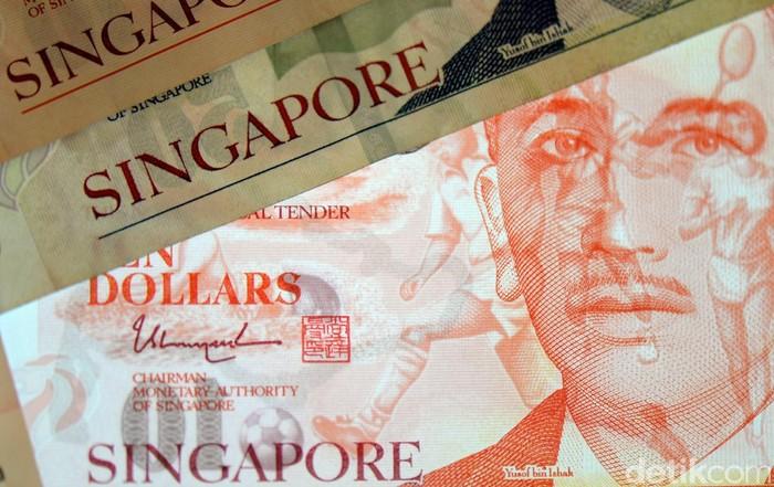 Dolar Singapura