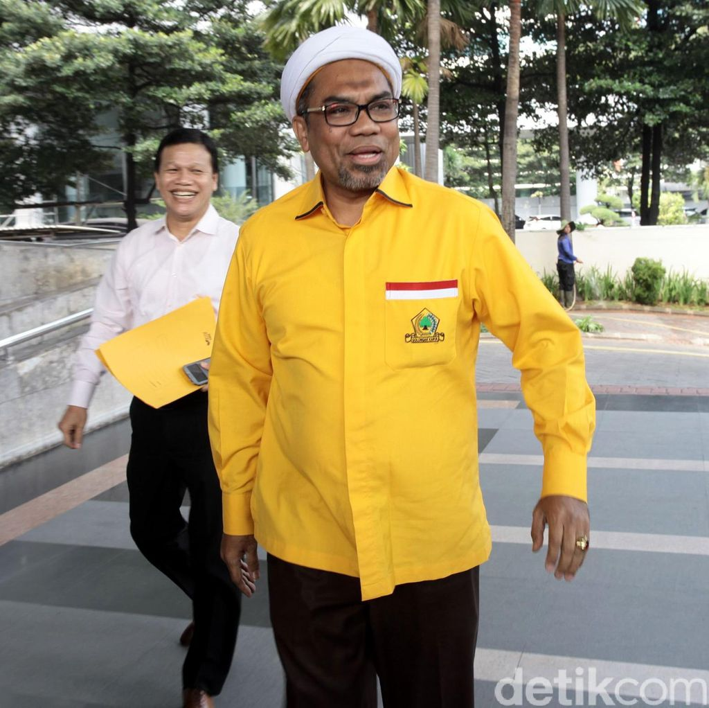 Moeldoko Ungkap Alasan Rekrut Ali Mochtar Ngabalin ke Istana