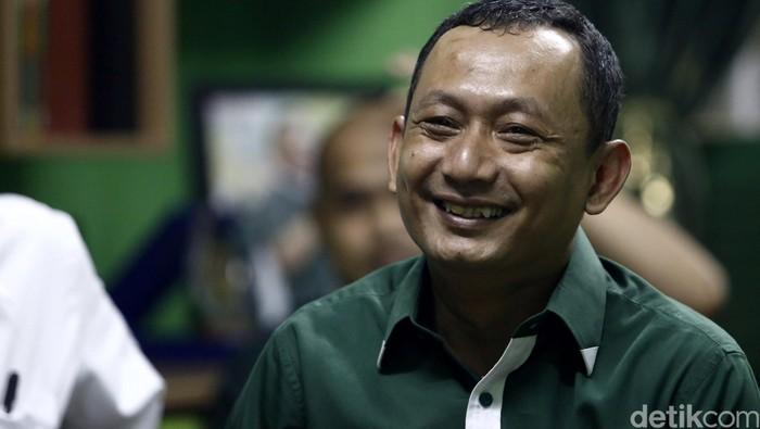 Hasbiallah Ilyas merupakan Ketua DPW PKB DKI Jakarta