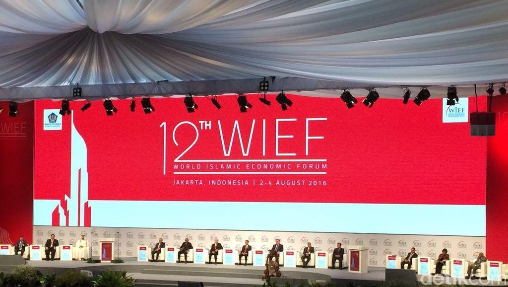 JK Berharap WIEF Hasilkan Peningkatan Kerja Sama Ekonomi