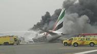 Insiden Crash Landing Emirates EK521 dan 90 Detik yang Menegangkan