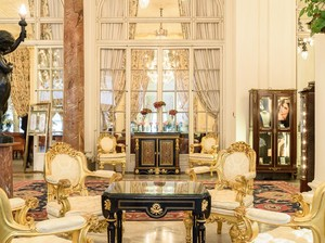 Foto: Hotel Mewah Bekas Istana Napoleon Jadi Tempat Liburan Kate Middleton