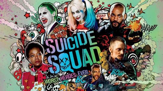 Cuplikan Aksi Super Villain di Suicide Squad