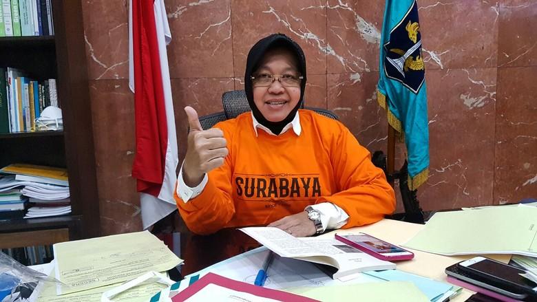 Risma: Ada yang Ingin Aku ke Jakarta Supaya Tak Menyaingi di Jawa Timur