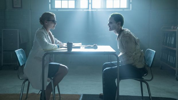 Suicide Squad Harley Quinn dan Joker