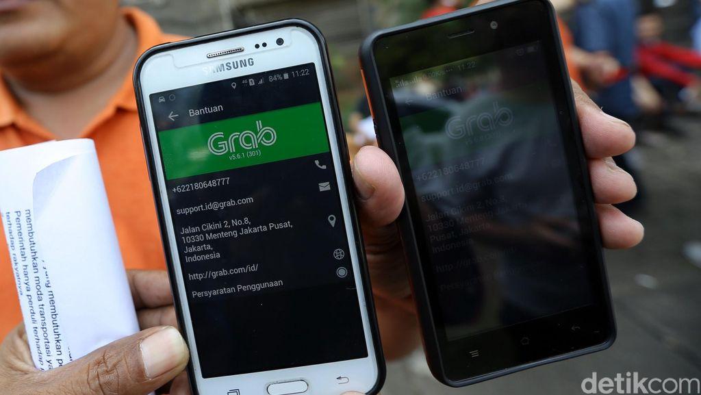 Jurus Sederhana Driver Taksi Online Tangkal Suspend