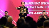 Jokowi Pimpin Rapat Bahas TPID