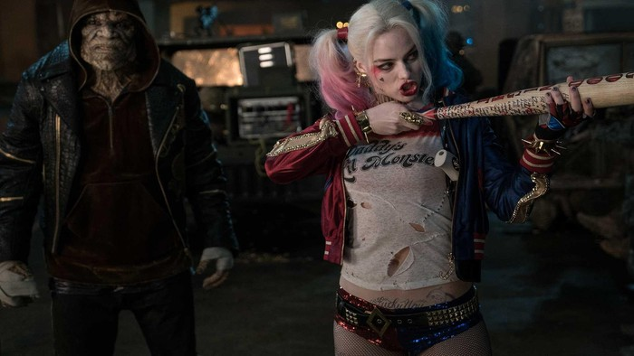 Harley Quinn, karakter villain dari DC Comics. Foto: DC