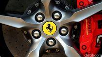 Detail SUV Perdana Ferrari