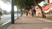 Gerindra Dukung Pengaturan PKL di Trotoar: Anies Kena Bagian Nyuci Piring