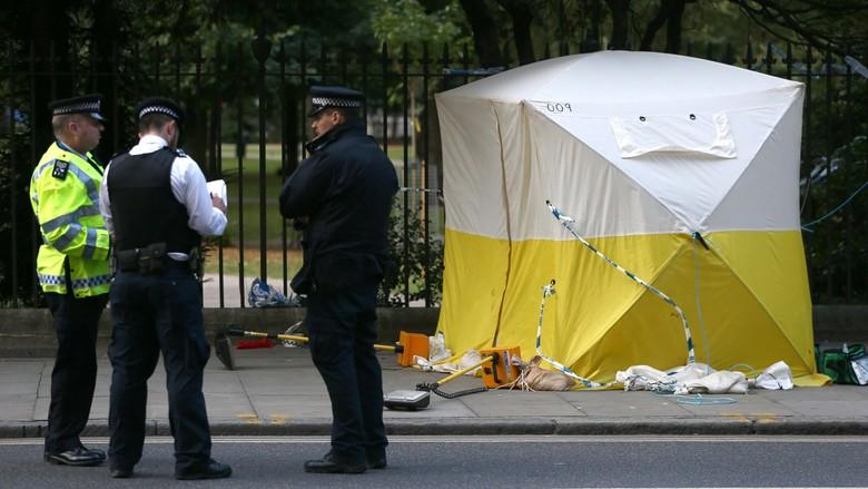 Aksi Penikaman Terjadi di London, 1 Orang Tewas