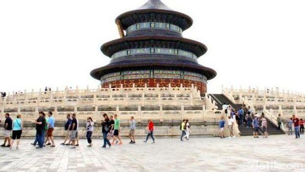 Kuil Tian Tan di Beijing