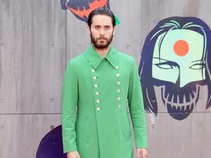 Jadi Joker, Jared Leto Bantah Bertingkah Gila Bagikan Bangkai hingga Kondom Bekas