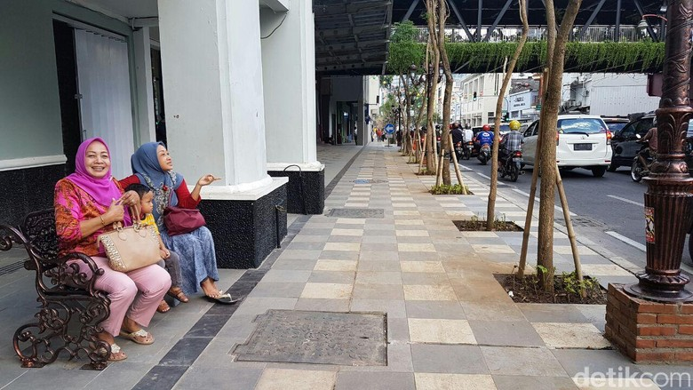 Seberapa Panjang Saluran dan Pedestrian Telah Dibangun di Surabaya?