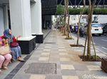 Seberapa Panjang Saluran dan Pedestrian Telah Dibangun di Surabaya
