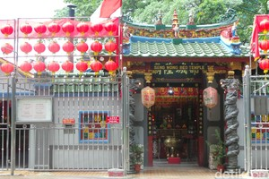 Hiii! Ada Pernikahan Hantu di Singapura