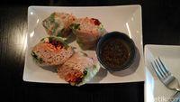 Nggak Melulu Restoran, Ada Juga Warteg Vegetarian di Jakarta