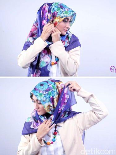 Tutorial Hijab Formal untuk Meeting dengan Klien