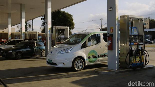 11 Perusahaan Kakap Jepang Bangun Stasiun Hidrogen untuk Mobil