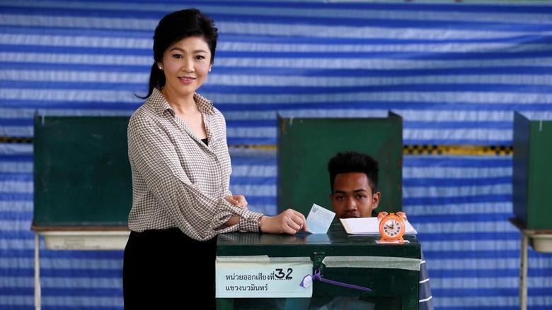 Thailand Minta Inggris Ekstradisi Eks PM Yingluck Shinawatra