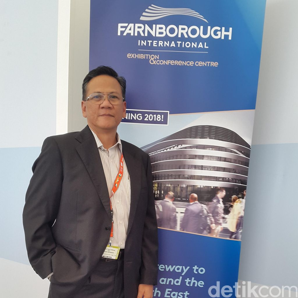 Ridzeki Tresno, CEO AirAsia Indonesia yang Masih Ingin Terbangkan Pesawat