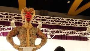 Pameran Mahakarya Affandi di Art Stage Jakarta