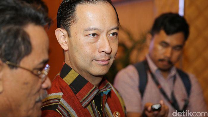 Kepala BKPM Thomas Lembong Foto: Ari Saputra