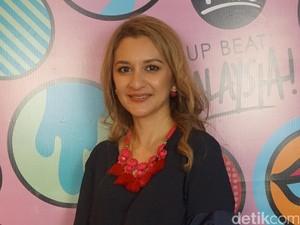 Pengusaha Cantik Malaysia Jatuh Cinta pada Kosmetik Indonesia, Polka