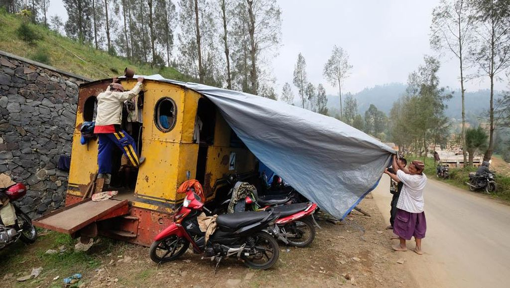 Pasuruan Akan Punya Monumen Lokomotif Lori di Tosari