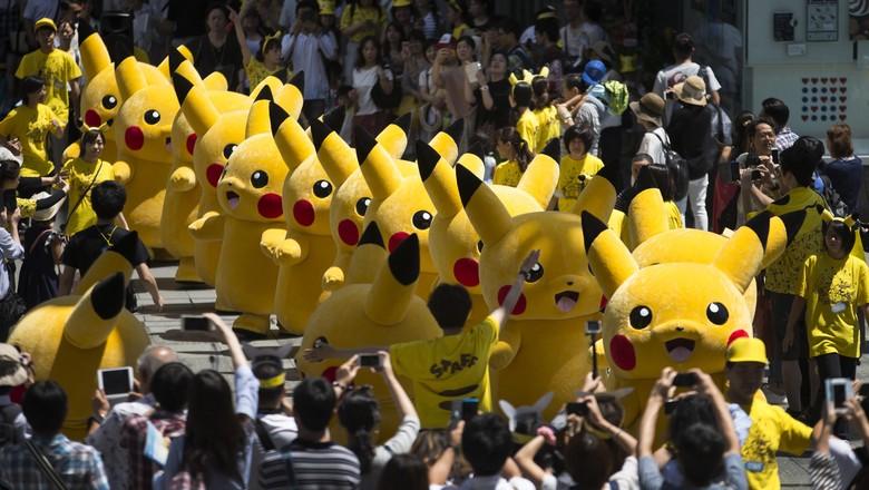 Button: Ayo Bikin F1 Lebih Menarik daripada Pokemon Go!