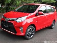Sensasi Mengendarai Toyota Calya