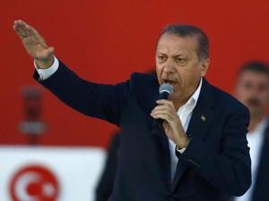 Erdogan: Dunia Buta dan Tuli pada Penderitaan Muslim Rohingya