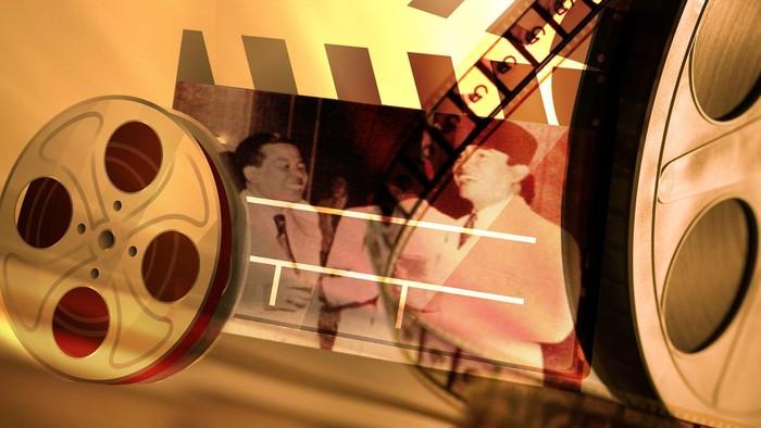 Ilustrasi film jadul