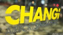 Bandara Changi Tutup Salah Satu Terminalnya