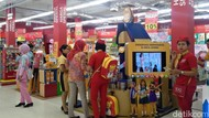 Beli Susu Anak Dapat Popok Sekali Pakai di Transmart Carrefour