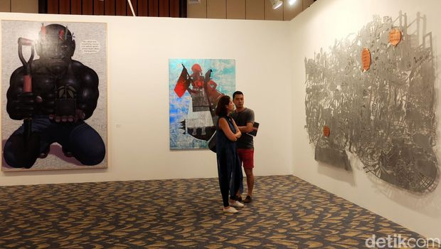 Tampil Beda, Art Stage Jakarta 2017 Gelar Penghargaan Seni