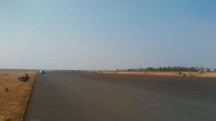 Ilustrasi Bandara Foto: Baban Gandapurnam