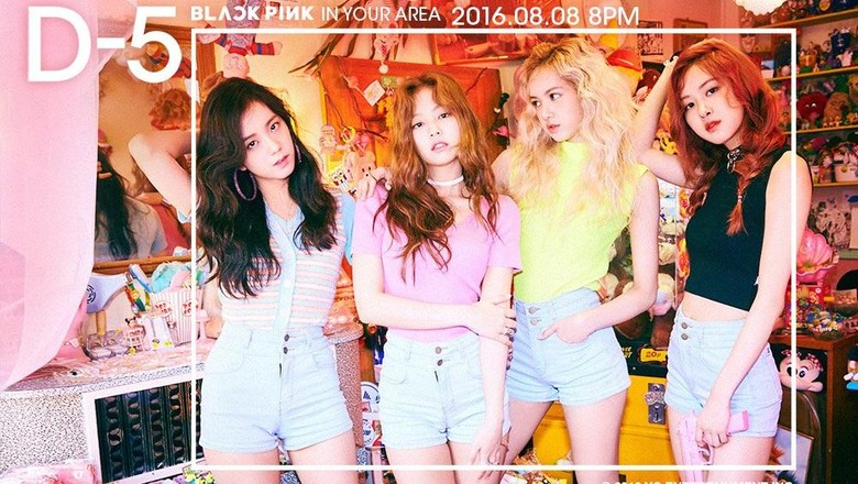 MV K-Pop Blackpink dan BTS Paling Banyak Ditonton di YouTube Selama 2017